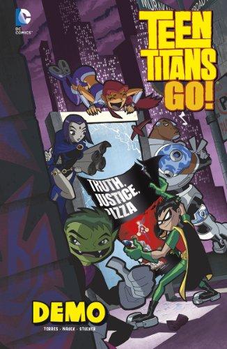 Demo (Teen Titans Go!): Torres, J.; Stucker, Larry; Anderson, Brad