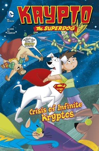 Crisis of Infinite Kryptos (Krypto the Superdog): McCann, Jesse Leon