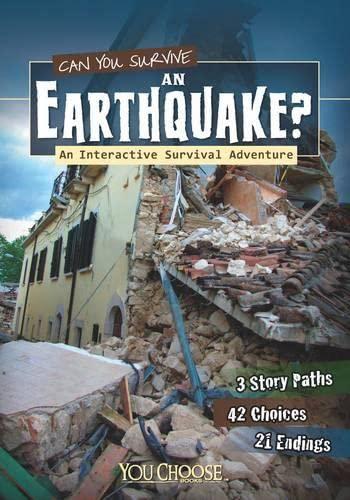 9781406279948: Can You Survive an Earthquake? (You Choose: You Choose: Survival)