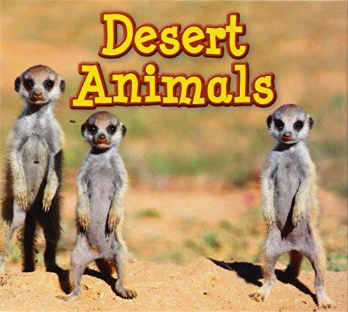 Desert Animals (Animals in Their Habitats): Smith, Sian