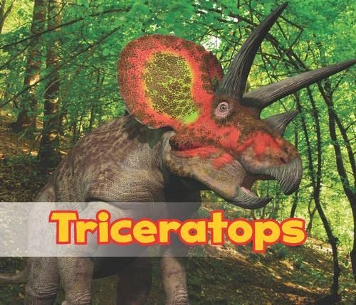 9781406280944: Triceratops (Acorn: All about Dinosaurs)
