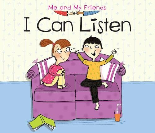 9781406281620: I Can Listen (Me and My Friends)