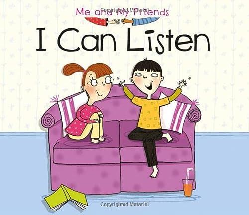 I Can Listen (Me and My Friends): Nunn, Daniel