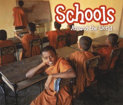 Schools Around the World: Lewis, Clare