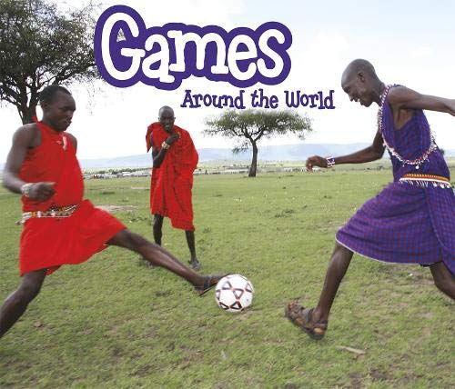 9781406281989: Games Around the World (Acorn: Around the World)