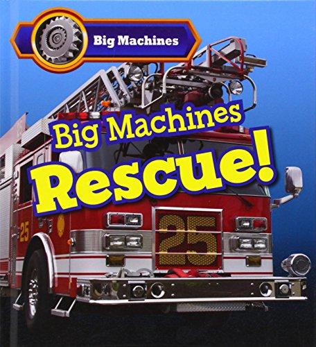 9781406284584: Big Machines Rescue!