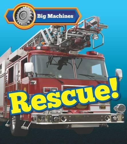 9781406284652: Big Machines Rescue!