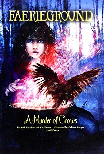 9781406285758: A Murder of Crows (Faerieground)