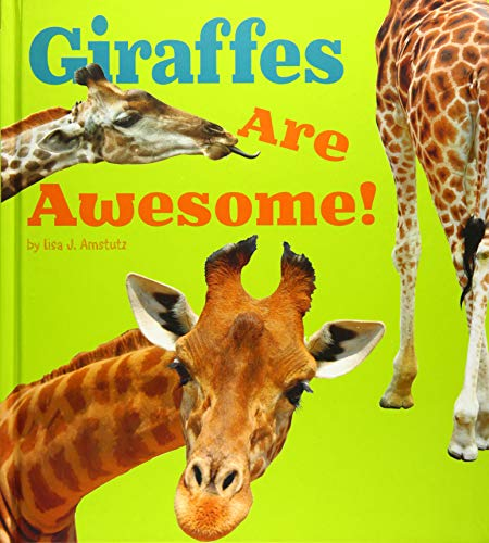 Giraffes Are Awesome! (Awesome African Animals!): Amstutz, Lisa J.