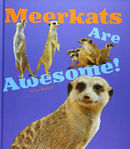 Meerkats Are Awesome! (Awesome African Animals!): Amstutz, Lisa J.