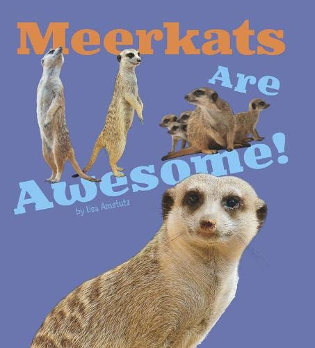 9781406288551: Meerkats Are Awesome! (A+ Books: Awesome African Animals)