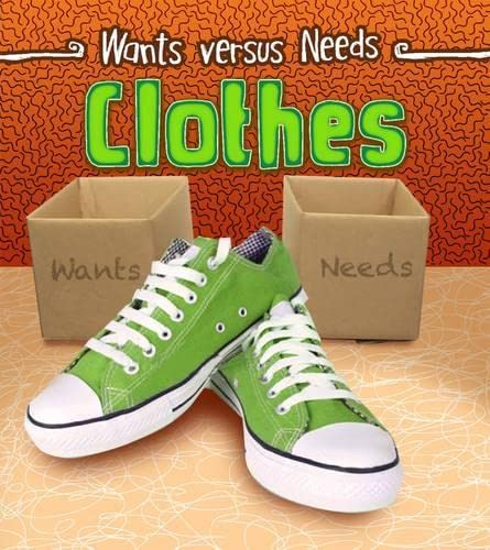 9781406290653: Clothes (Read and Learn: Wants Vs Needs)