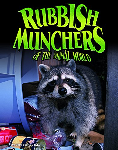 9781406291803: Rubbish Munchers of the Animal World (Blazers: Disgusting Creature Diets)