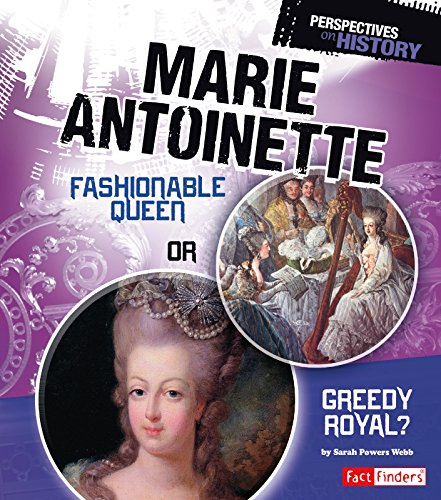 9781406293029: Marie Antoinette (Fact Finders: Perspectives on History)