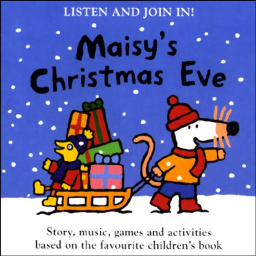 9781406300017: Maisy's Christmas Eve CD