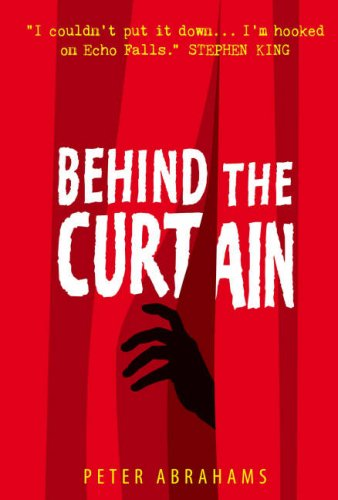 9781406300291: BEHIND THE CURTAIN: AN ECHO FALLS MYSTERY