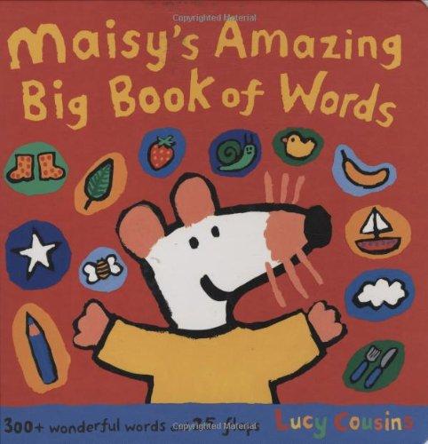 9781406300314: Maisy's Amazing Big Book of Words