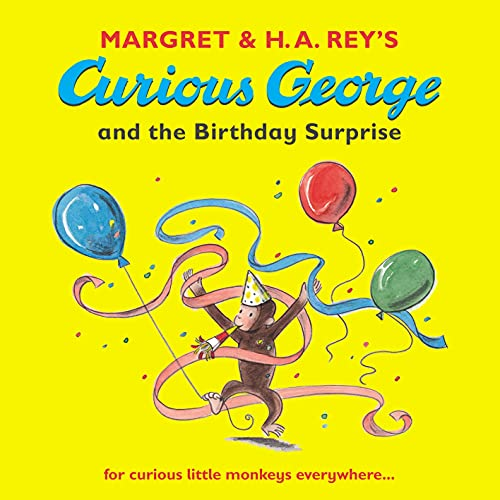 9781406300376: Curious George And The Birthday Surprise