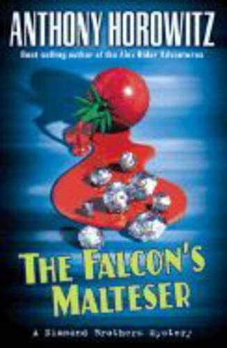 9781406300437: The Falcon's Malteser: A Diamond Brothers Adventure