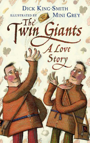 9781406300703: The Twin Giants: A Love Story