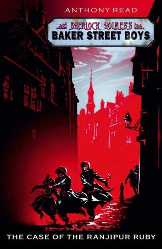 The Baker Street Boys: Anthony Read