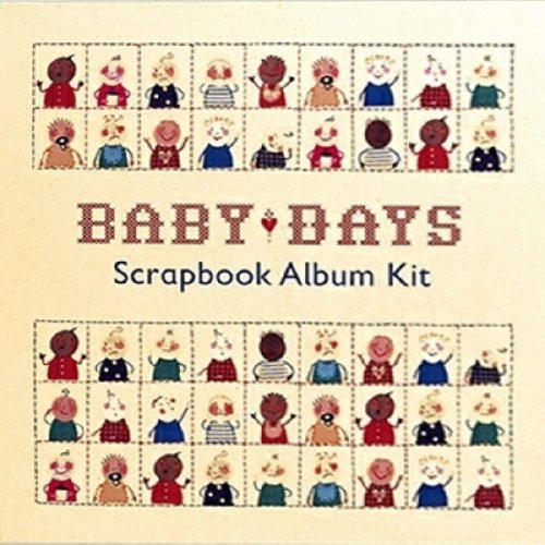 9781406301298: Baby Days Scrapbook Kit