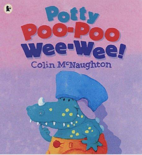 9781406301311: Potty Poo-poo Wee-wee!