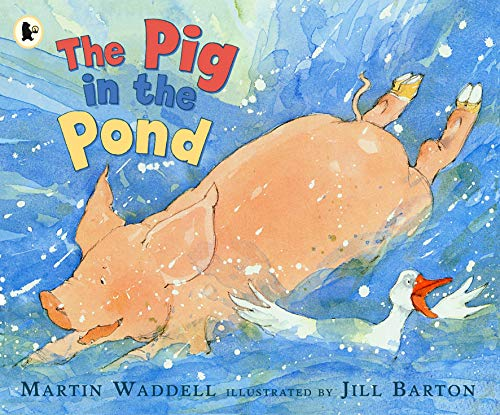 9781406301595: Pig in the Pond