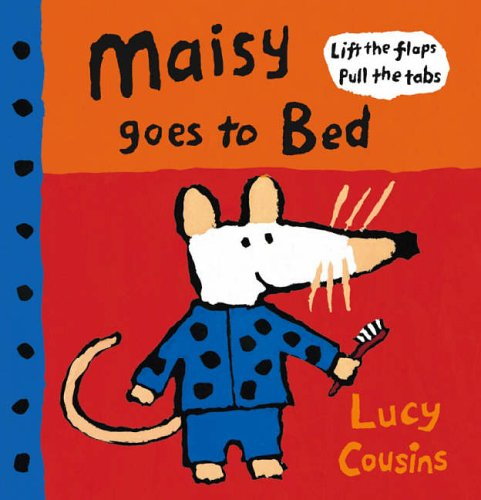 9781406301601: Maisy Goes to Bed: Mini Edition
