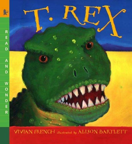 9781406301700: T. Rex