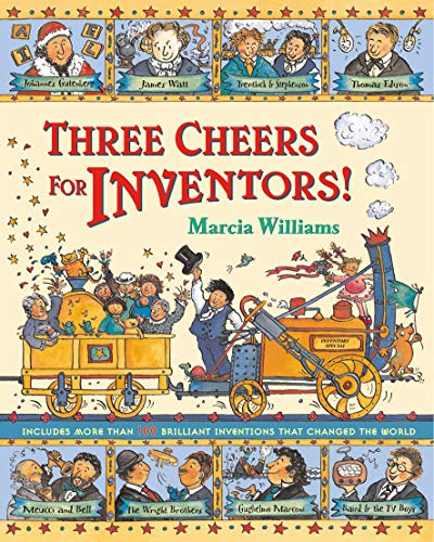 9781406301717: Three Cheers for Inventors!