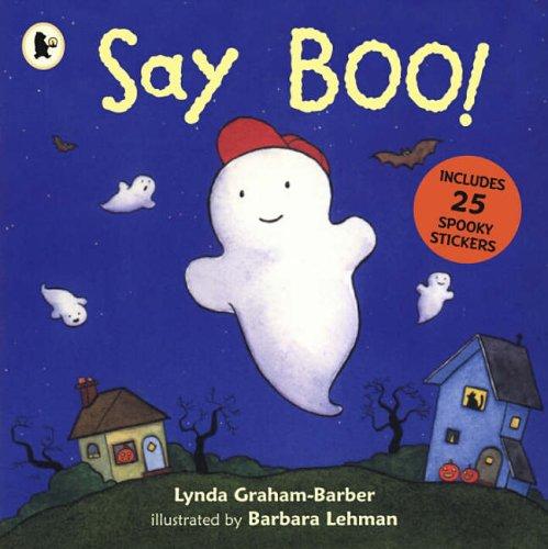 9781406301939: Say Boo (Sticker Book)