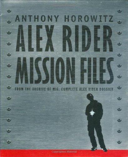 9781406301984: Alex Rider: Mission Files Slipcase