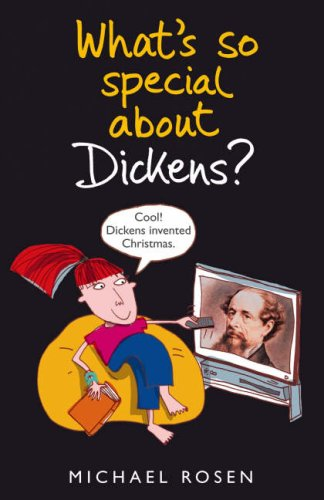 9781406302035: Who the Dickens is Dickens?
