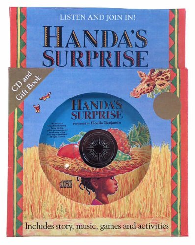 9781406302257: Handa's Surprise (Book & CD)