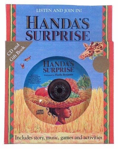 9781406302257: Handa's Surprise Midi Book & Cd