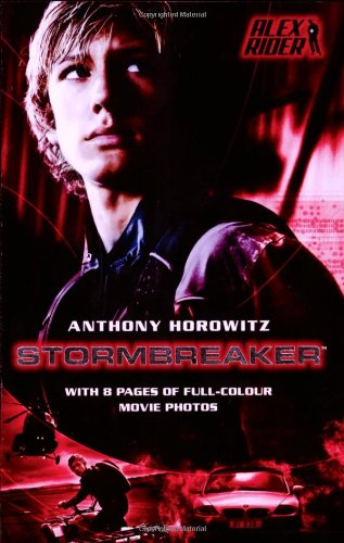 Stormbreaker Film Tie-In (1406302791) by Anthony Horowitz