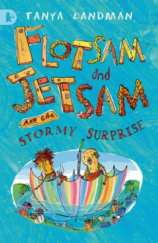 9781406302806: Flotsam and Jetsam and the Stormy Surprise