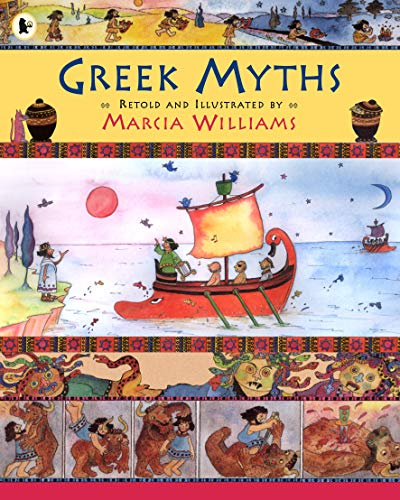 9781406303476: Greek Myths: 1