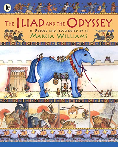 9781406303483: The Iliad and the Odyssey