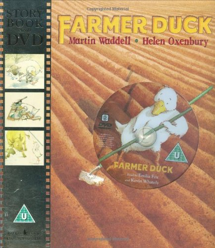 9781406303667: Farmer Duck - AbeBooks - Martin Waddell: 1406303666