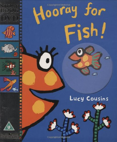 9781406303742: Hooray for Fish! (Book & DVD)