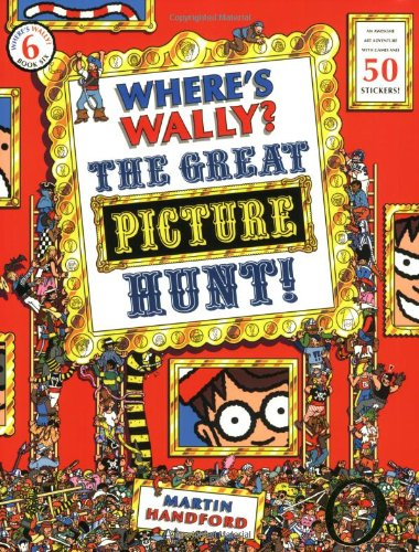 Where's Wally?: The Great Picture Hunt: Handford, Martin