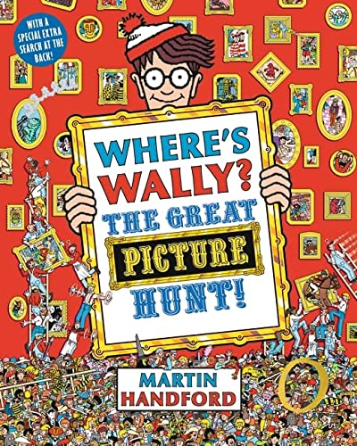 9781406304022: Where's Wally? The Great Picture Hunt