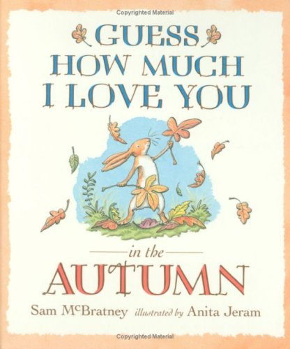 9781406304541: Guess How Much I Love You In The Autumn