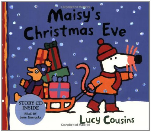 9781406304756: Maisy's Christmas Eve (Maisy Book & CD)