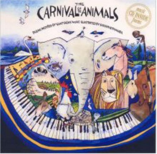 9781406305142: Carnival Of The Animals Pbk With Cd