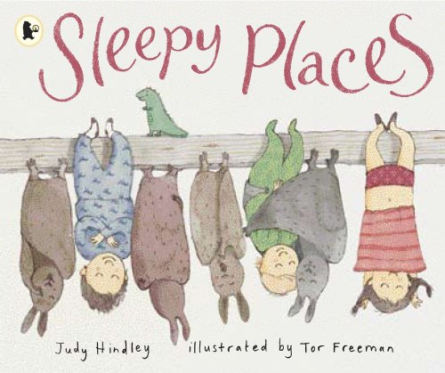 9781406305166: Sleepy Places
