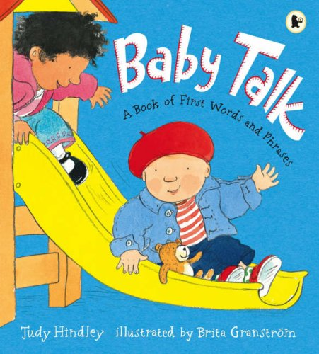 9781406305241: Baby Talk: A Book of First Words and Phrases