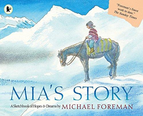 9781406305333: Mia's Story